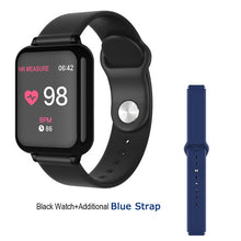 Laden Sie das Bild in den Galerie-Viewer, VERYFiTEK AW4 Smart Watch Blood Pressure Oxygen Fitness Bracelet Watch Heart Rate Monitor IP67 Men Women Sport Smartwatch B57