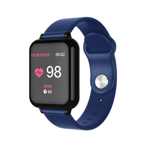 VERYFiTEK AW4 Smart Watch Blood Pressure Oxygen Fitness Bracelet Watch Heart Rate Monitor IP67 Men Women Sport Smartwatch B57
