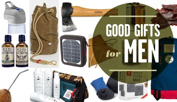 5 Gift Suggestions for Men - April Gift Guide 2019