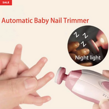 Load image into Gallery viewer, BabyTrim - Your Baby Automatic Nail Trimmer (Pain Free)
