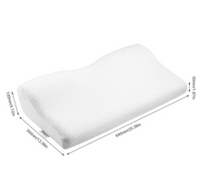 Load image into Gallery viewer, Memory Orthopedic Foam Pillow
