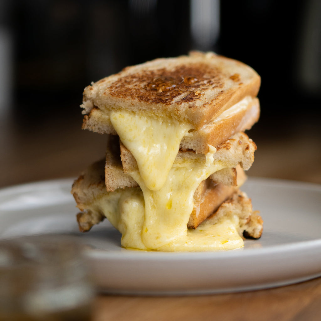 Truffle Guys Cheese Toastie