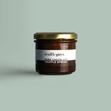 jar of truffle guys dark chocolate truffle spread