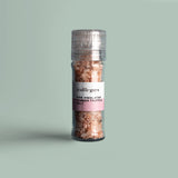 Pink Himalayan Summer Truffle Salt with Grinder 100g