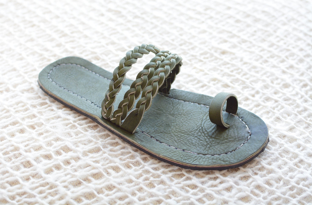 Jill Braided Sandal