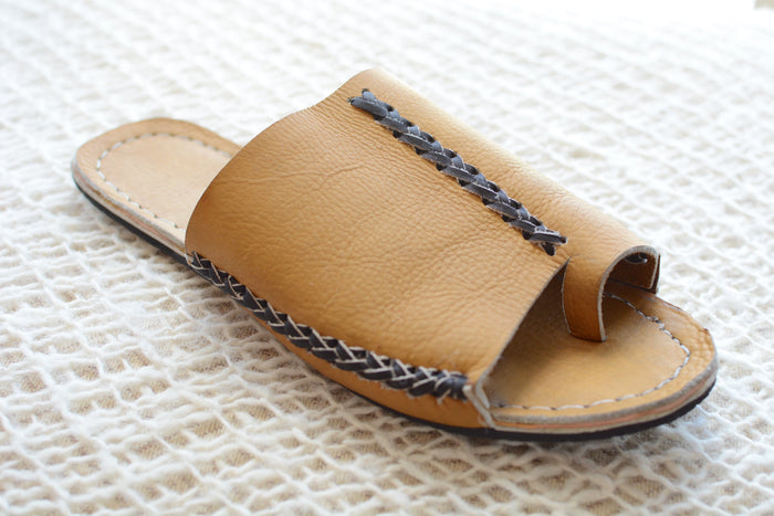 "Slide Sandal ""Jeronimo"""