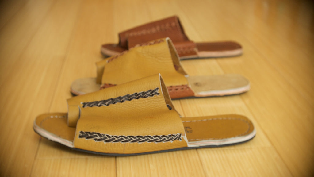 Jeronimo Men's Slide