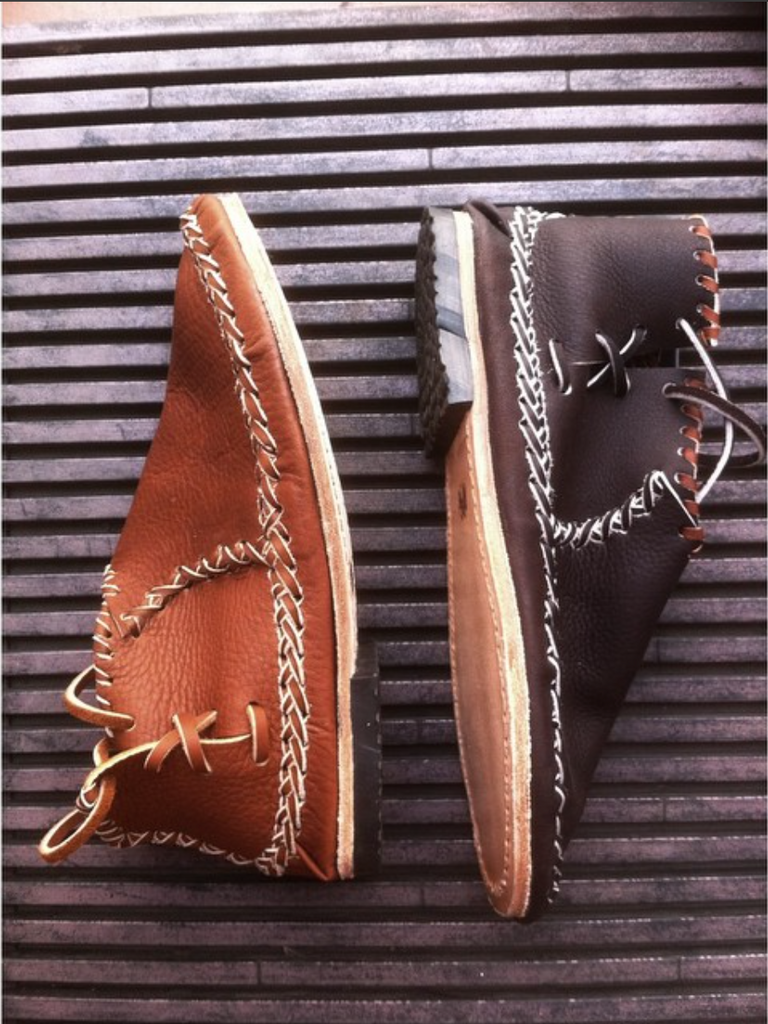 "Mox Boot ""Raw"""