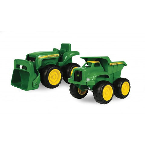 John Deere 15cm Sandbox Vehicle Assorted