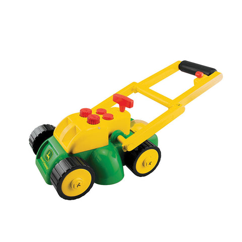 John Deere Kids Electronic Action Lawn Mower
