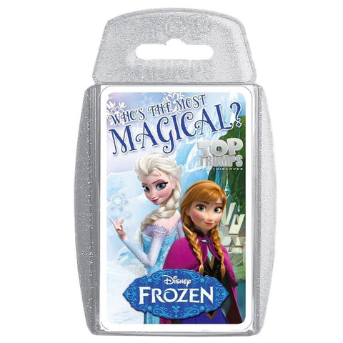Top Trumps Disney Frozen Card Game