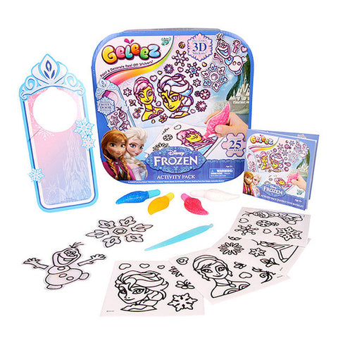 Disney Frozen Geleez Activity Pack
