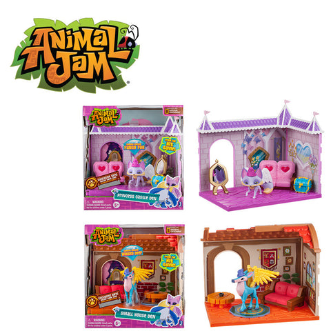 Animal Jam Pet Den Set Assorted