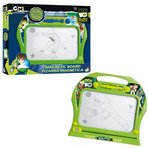 Ben 10 Alien Force Magnetic Drawing Board