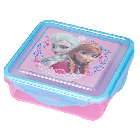 Disney Frozen Elsa & Anna Lunch Box Container