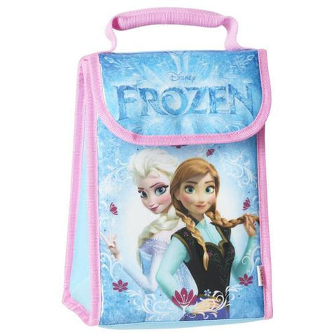 Disney Frozen Elsa & Anna Insulated Lunchbox Berg Bag