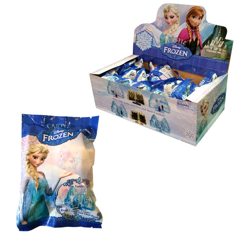 Disney Frozen Mini World Castle with Figure Blind Bag Assorted