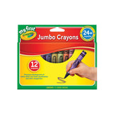 Crayola My First Jumbo Crayons - 12 Pack