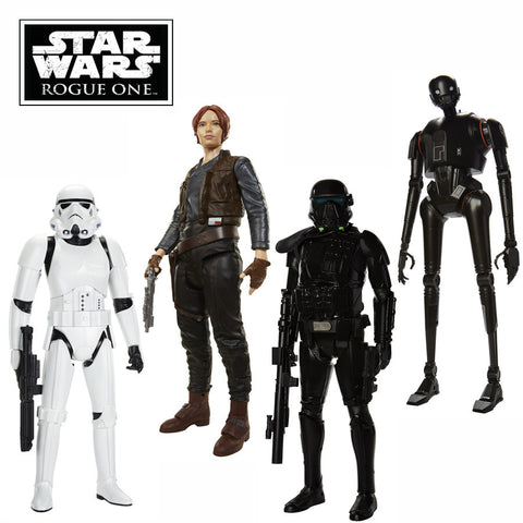 "Action Star Wars Rogue One 20"" Action Figure Assorted"