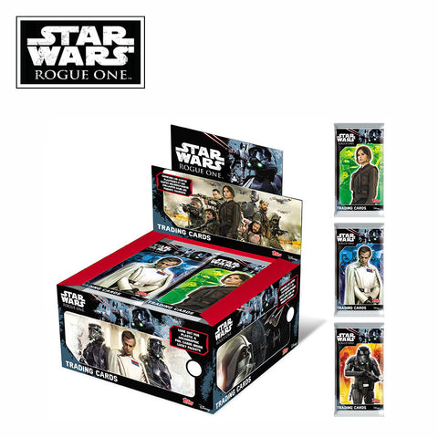 Star Wars Rogue One Topps Trading Card Game Booster (50 Packs in CDU)