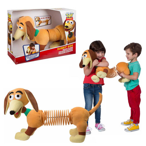Disney Pixar Toy Story Large Jumbo Slinky Dog Plush
