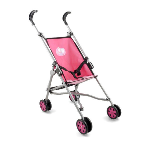 Chica Baby Doll Stroller Pink