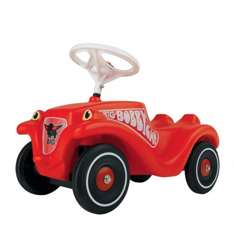 BIG Bobby Classic Red Ride On Toy Car