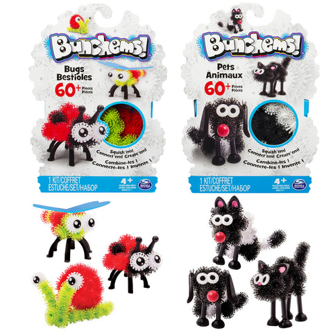 Bunchems Creation Pack Assorted