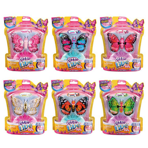 The Little Live Pets Butterfly Assorted