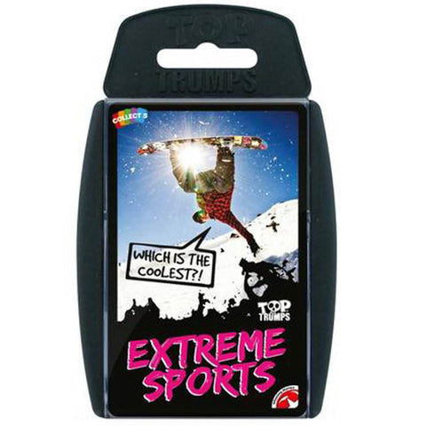 Top Trumps Extreme Sports Card Game