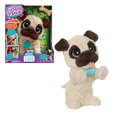 FurReal Friends J.J My Jumpin' Pug Interactive Pup Pet Toy