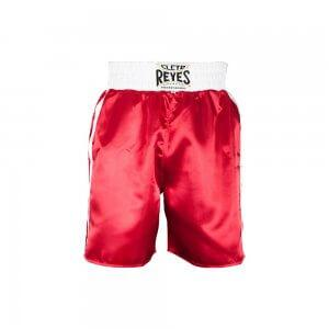 Cleto Reyes Satin Classic Boxing Trunks