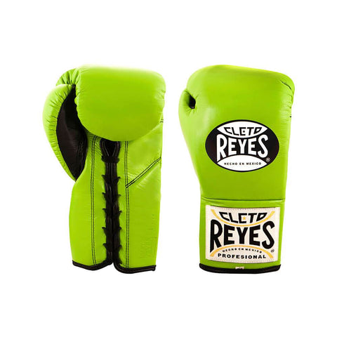 Cleto Reyes Official Fight Gloves - Green