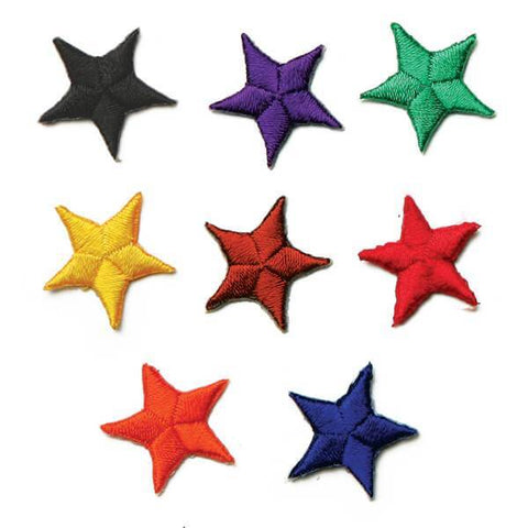 "1/2"" Star Patch"