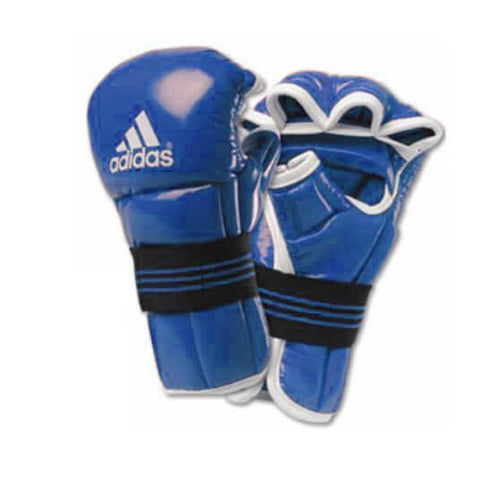 Adidas Cobra Punch Sparring Gloves - Blue
