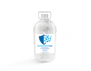 Hand Sanitizer Gel - 1 Gallon Case