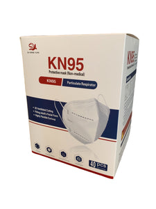 KN95 Disposable Masks - Box of 40