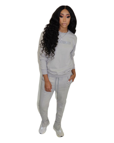 NITA911 Cru Sweatshirt (grey)