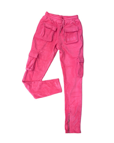 Strawberry Teddy Track Pants (UNISEX)
