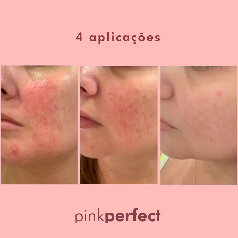Máscara PinkPerfect™ - 50OFF
