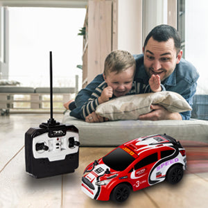 Luusama Remote Control Car Model Electric Vehicle RC Racing Toy Hobby Cars for Boy Gift for Kids  (Scale 1:28/AA Battery) RC101/RC102/RC103 A Perfect Toy Gift