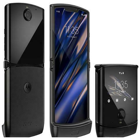2020/2021 Motorola Razr 2 Unlocked Folding Smartphone Dual SIM Card Cellular Cell Phone (128G) - FREE Shipping Worldwide