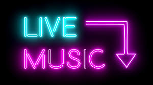 "LIVE MUSIC  Home Decoration Beer Bar Neon Light Sign 16"" x 10"" x 3"" (100-240v) Free Shipping Worldwide"