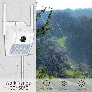 Wall Lamp Outdoor Security Camera - Luminousedgestore