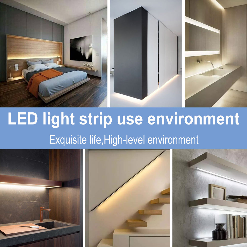 Essential PIR Sensor LED Lights - Flexible & Waterproof - Luminousedgestore