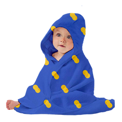 Official Planters Baby Nut™ Hooded Baby Blanket