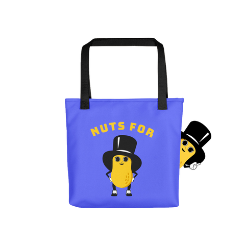 Official Planters We're Nuts Canvas Tote