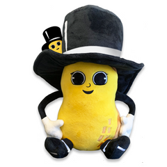 Official Planters Baby Nut Plushie