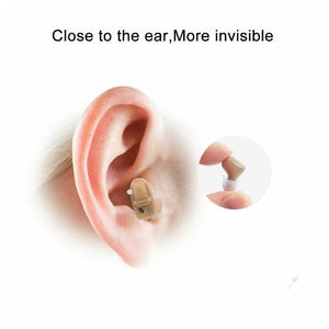 High-quality, 360° sound Invisible Nano Hearing Aid【2 Ears】 - worthbuyonline