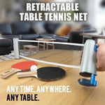 Load image into Gallery viewer, 【LAST DAY PROMOTION, 50% OFF】RETRACTABLE TABLE TENNIS NET🏓 - worthbuyonline